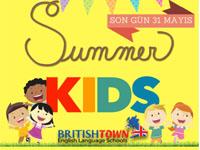 Çocuk Gruplarında yaz dönemi kurs kayıtları başladı