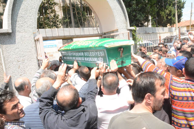 Erşahin ailesinin acılı günü