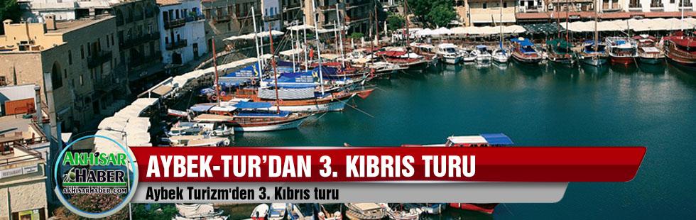 Aybek Turizm'den 3. Kıbrıs turu