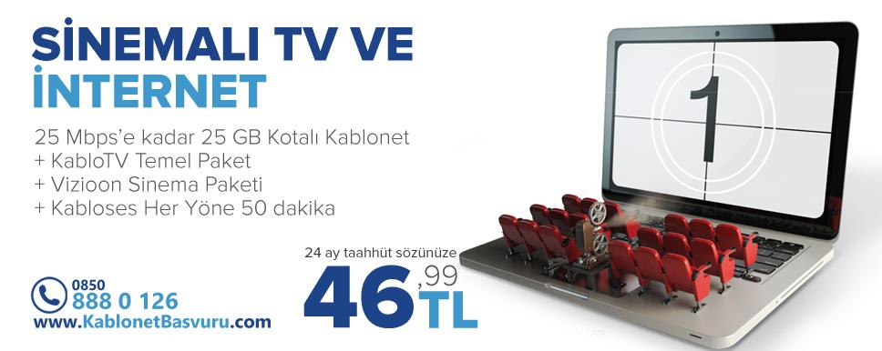 Kablo Tv ile Televizyon İzleme Zevkinizi Arttırın