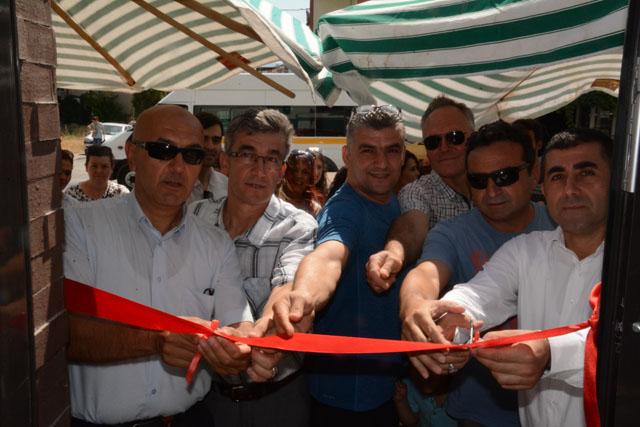 Erdinç Akademi Center 2. Şubesi hizmete açıldı