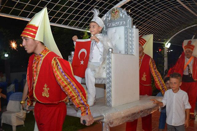 Helvacıoğlu ailesinin mutlu günü!