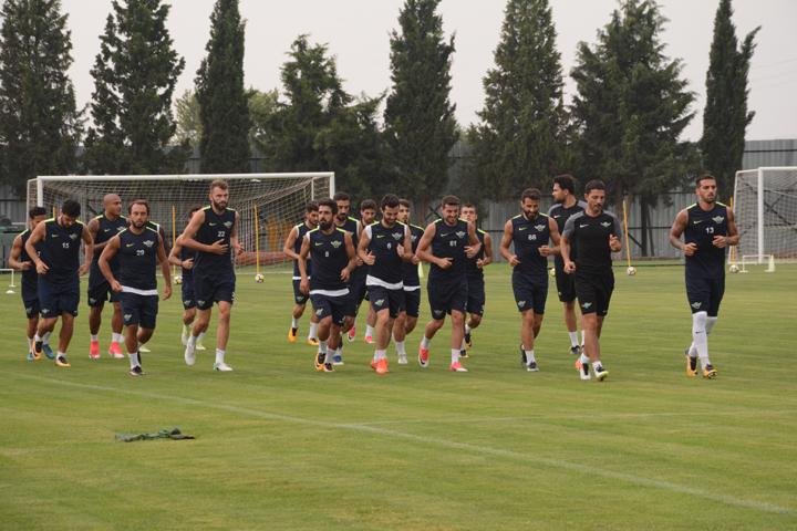 Akhisar Belediyespor'da Sivasspor hazırlıkları