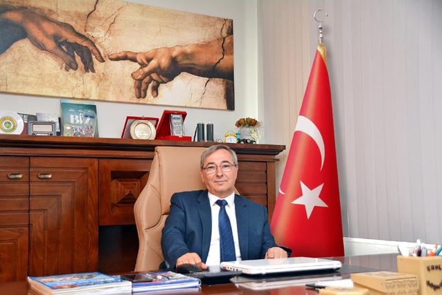Erol Boşnak, ATSO başkanlığına adaylığını açıkladı