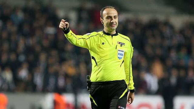 Akhisar Belediyespor – Sivasspor maçının hakemi; Barış Şimşek