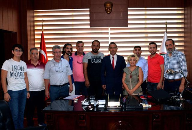 Akhisar Cumhuriyet Başsavcısı Akbulut, göreve başladı