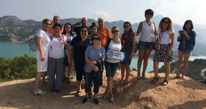 Aybek Turizm ile 'Şimdi Kıbrıs Moda' devam ediyor