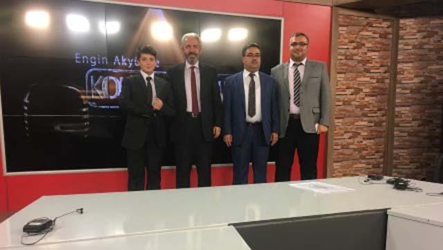 Türkiye birincisi Onavcı, Konuşuyorum'da
