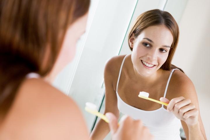 Gripten sonra diş fırçanızı hemen değiştirin