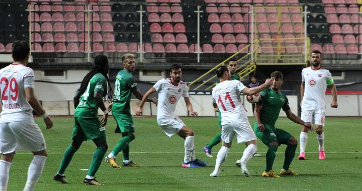 Ziraat Türkiye Kupasında T.M. Akhisarspor bir üst tura 6 golle çıktı