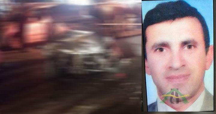 İzmir'deki asker yemin törenine giderken Akhisar'da kaza kurbanı oldular