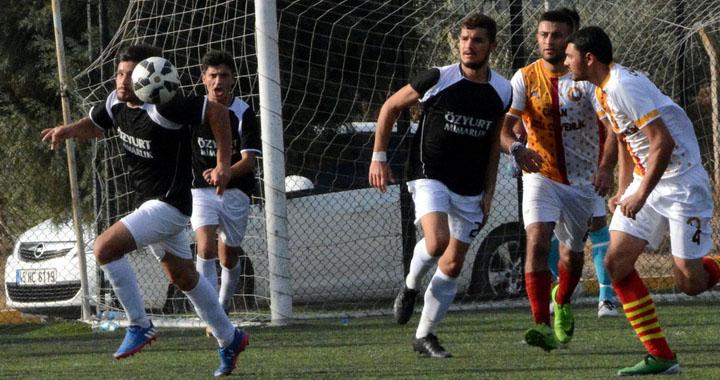 Çağlayanspor, Sahasında Harakiri yaptı 0-4