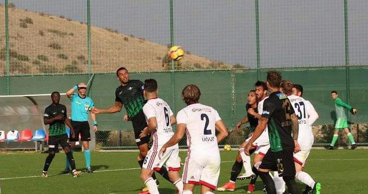 T.M. Akhisarspor'da Buruk, takımdan memnun