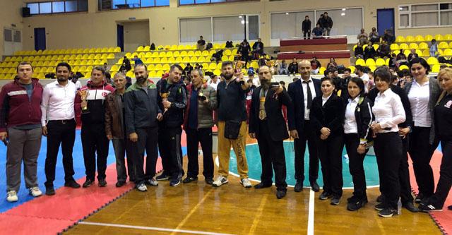 Arena Spor, Kick Boksta 16 birincilik aldı