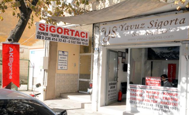 Yavuz Sigorta yeni adresinde hizmet veriyor