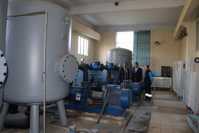 Akhisar'daki depo yenilemelerine Aslay'dan inceleme
