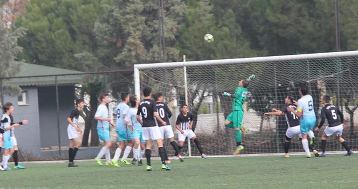 U-16 liginde Yıldırımspor evinde Somaspor'a yenildi