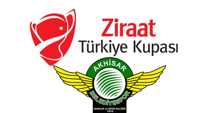 Ziraat Türkiye Kupasında T.M. Akhisarspor'un rakibi belli oldu