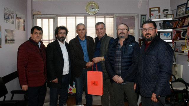 TEMAD, Gazeteciler Günümüzü kutladı