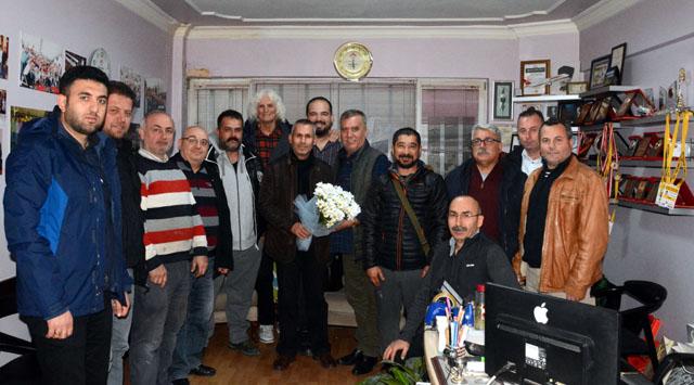Akhisargücü SK, Gazeteciler Gününü kutladı