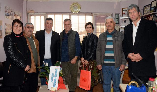 Erkin Güney, Gazeteciler Günümüzü kutladı