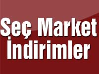 Seç Markette Ocak ayı indirimleri
