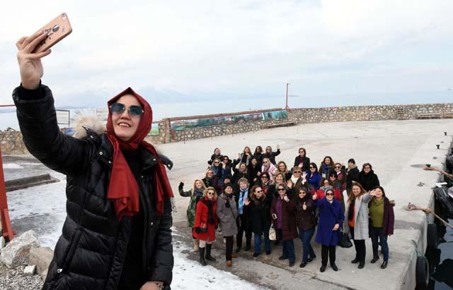 Kadın Girişimciler Van'da buluştu