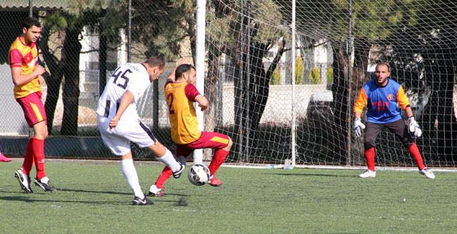 Çağlayanspor, Karabulut Gençlik berabere kaldı 2-2