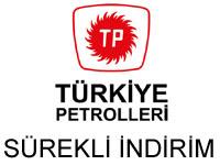 Türkiye Petrollerinde Sürekli İndirim