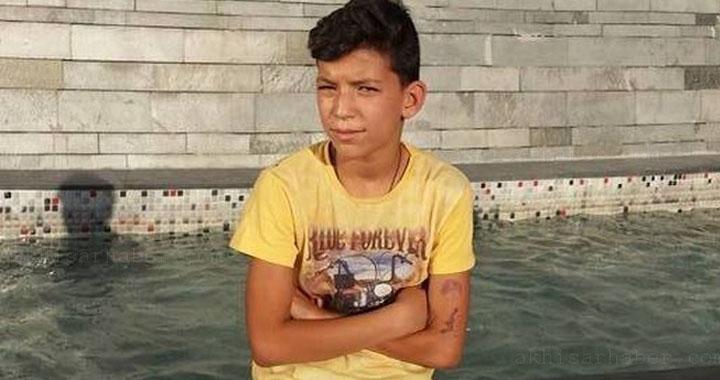 13 yaşındaki Kazım'dan sevindirici haber!