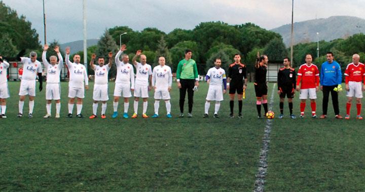 Mor Menekşeler, Albayrak Masterlara 2-0 mağlup oldu