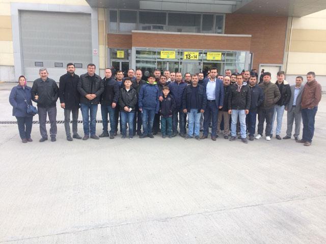 Elektrikçiler odası 2018 fuar takviminin ilk katılımını gerçekleştirdi