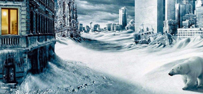 Dünya genelinde 2030 yılında buz devri başlayacak iddiası!