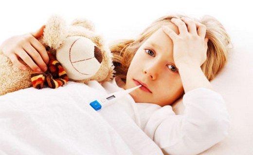 Çocuklarda sık görülen 5 kış hastalığına karşı önleminizi alın