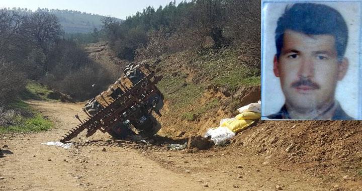 Akhisar'da imam kazada hayatını kaybetti
