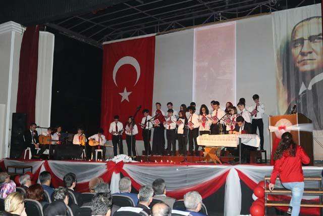 Akhisar'da İstiklal Marşı'nın kabulü ve Mehmet Akif Ersoy anma programı