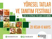 Novada'da festival başlıyor!
