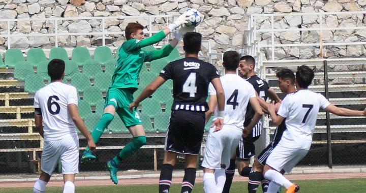 U21 maçında T.M. Akhisarspor, Beşiktaş'a yenildi