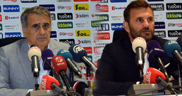 T.M Akhisarspor - Beşiktaş maçın ardından neler konuşuldu
