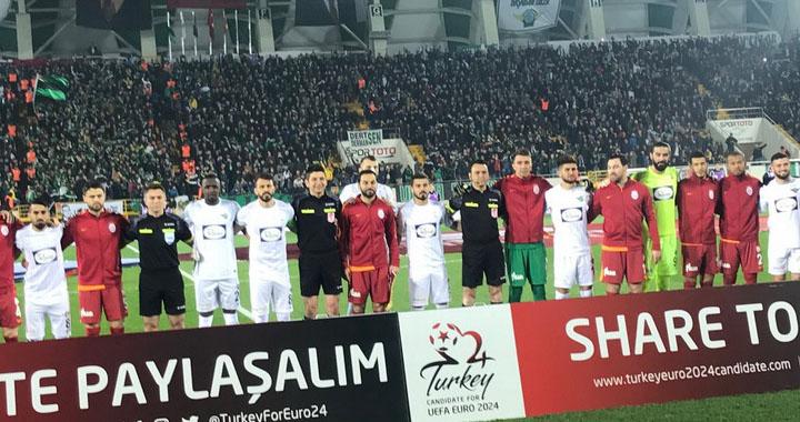 T.M. Akhisarspor, 1 gün izin kullanıp Galatasaray maçı hazırlıklarına başlayacak