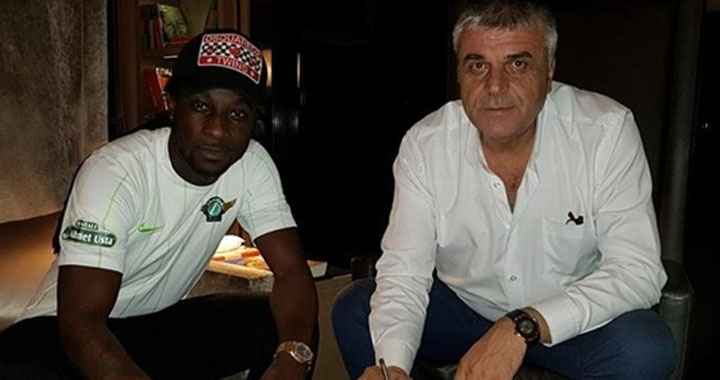 T.M. Akhisarspor'da Marvin Emnes sözleşmesini tek taraflı feshetti