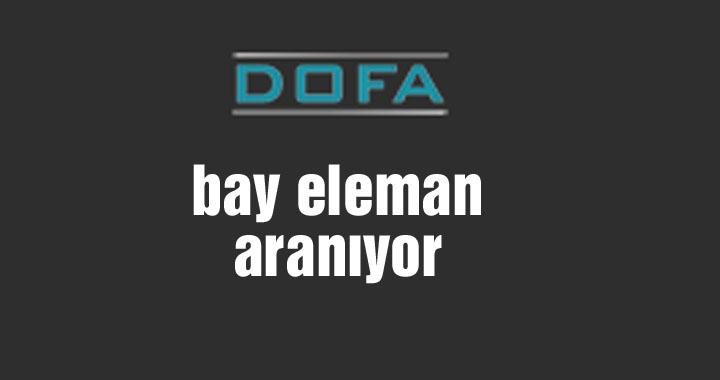 DOFA Granit fabrikasına personeller alınacaktır