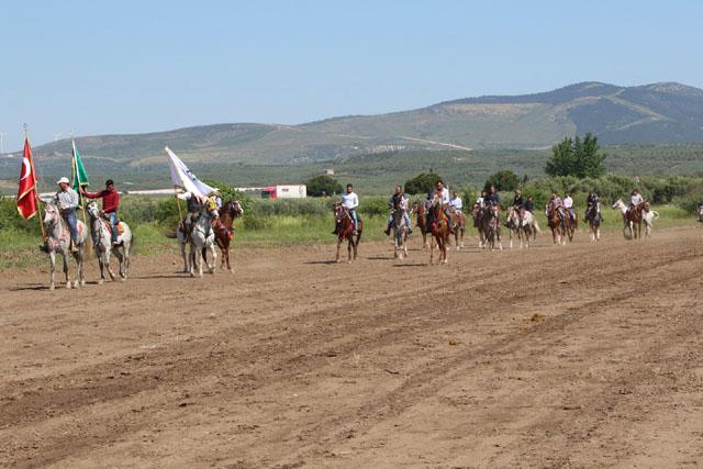 At Panayırı halk oyunları ve cirit atışları ile son buldu