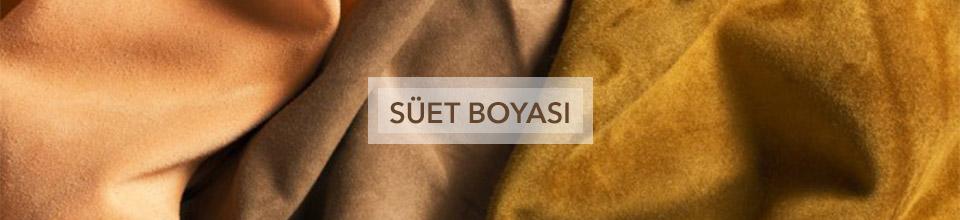 Süet Boyası | www.deriboyalari.com