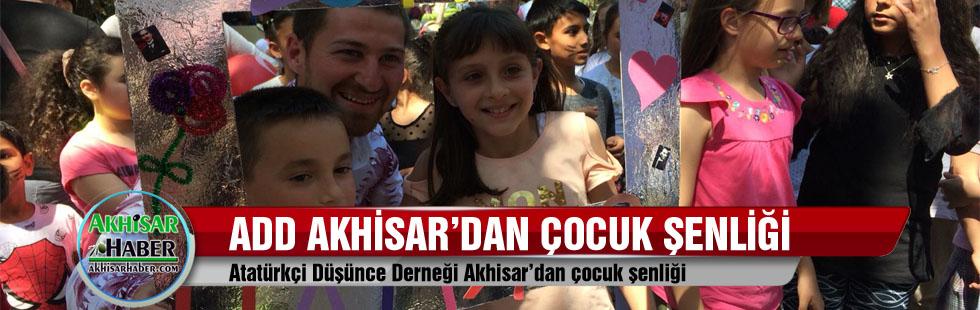 ADD Akhisar'dan çocuk şenliği