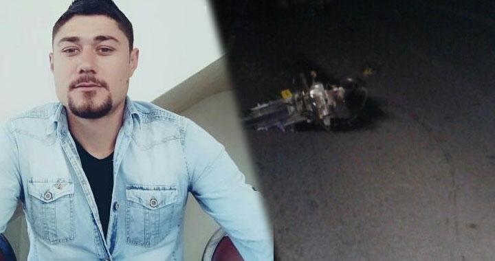 Akhisar motosiklet kazası 1 kişi hayatını kaybetti