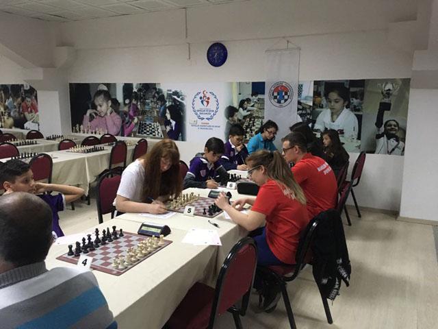 Manisa Kulüpler Satranç Şampiyonasında Akhisargücü üçüncü oldu