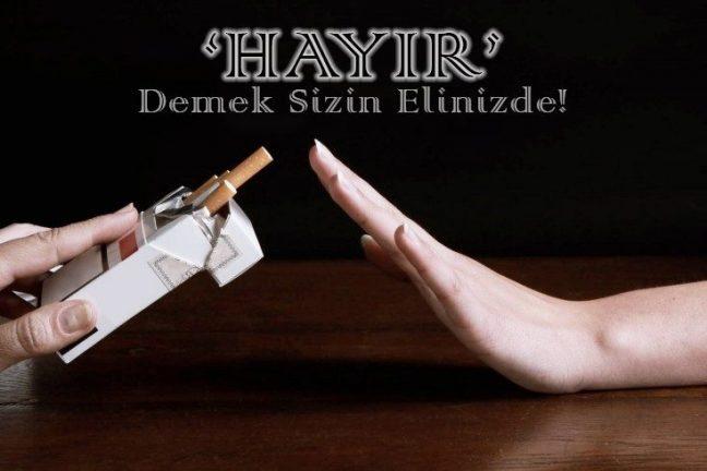 Sigara içen 10 kişiden 7'si bırakmak istiyor ancak yalnızca 3'ü eyleme geçiyor