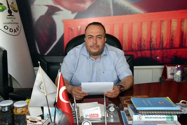 Mustafa Güral, Türkiye Pazarcılar Federasyonu yönetimine seçildi