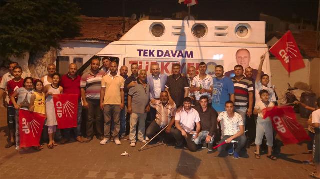 Bakırlıoğlu; Daha huzurlu bir Türkiye vaadiyle geliyoruz
